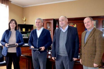 New Municipal Service in Kakheti